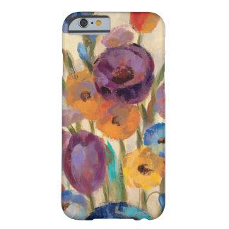 Coque iPhone 6 Barely There Bouquet des fleurs colorées