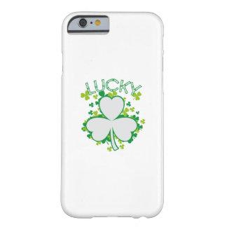 Coque iPhone 6 Barely There Cadeau drôle de Jour de la Saint Patrick de