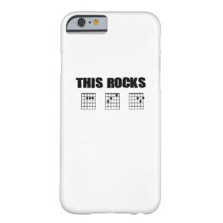 Coque iPhone 6 Barely There Cadeau drôle de papa de guitariste de cadeaux de