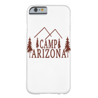Coque iPhone 6 Barely There Camp Arizona