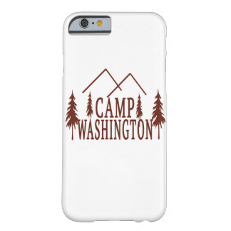 Coque iPhone 6 Barely There Camp Washington
