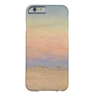 Coque iPhone 6 Barely There Caravane de désert