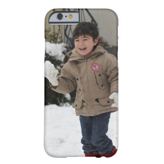 Coque iPhone 6 Barely There Cas 6 et 6s d'Iphone customisé