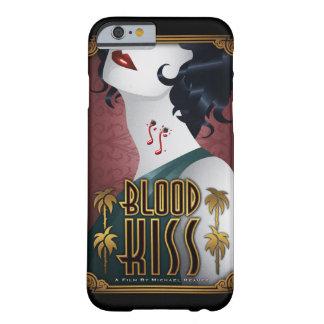 Coque iPhone 6 Barely There Cas 6 et 6s dur d'iPhone de baiser de sang