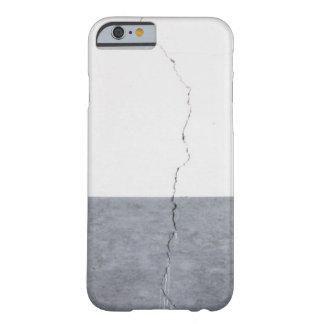 "Coque iPhone 6 Barely There cas ""concret"" de l'iphone 6"