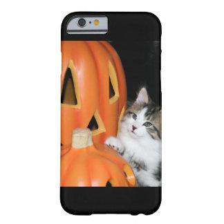 Coque iPhone 6 Barely There Cas de Halloween d'amour de Jem