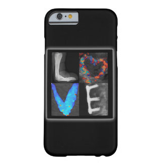 Coque iPhone 6 Barely There Cas de l'iPhone 6/6s d'amour