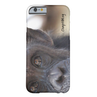 Coque iPhone 6 Barely There Cas de l'iPhone 6/6s de l'oeil de Jody à peine là
