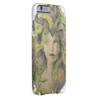 Coque iPhone 6 Barely There Cas de l'iPhone 6/6s de méduse
