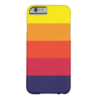 Coque iPhone 6 Barely There Cas de l'iPhone 6/6s d'été de coucher du soleil