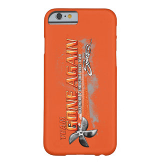 Coque iPhone 6 Barely There cas de l'iPhone 6/6s - orange