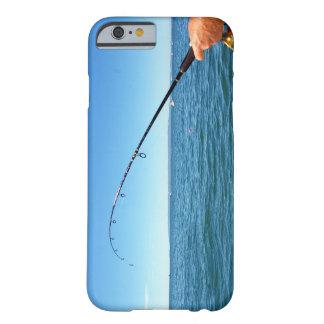 Coque iPhone 6 Barely There Cas de l'iPhone 6 de pêche