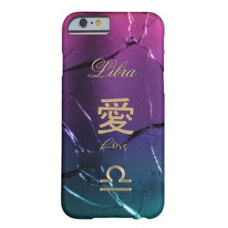Coque iPhone 6 Barely There Cas de l'iPhone 6 de signe de zodiaque de ~