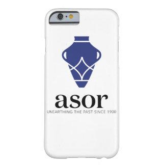 Coque iPhone 6 Barely There Cas de téléphone d'ASOR