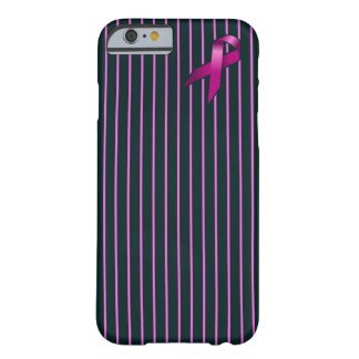 Coque iPhone 6 Barely There Cas de téléphone de conscience de cancer du sein