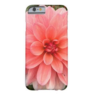 Coque iPhone 6 Barely There Cas de téléphone de fleur