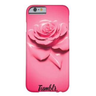 Coque iPhone 6 Barely There Cas de téléphone de fleur de Tumblr