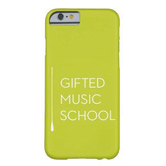 Coque iPhone 6 Barely There Cas de téléphone de GMS