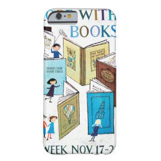 Coque iPhone 6 Barely There Cas de téléphone de la semaine du livre de 1957