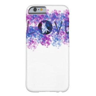 Coque iPhone 6 Barely There Cas de téléphone de l'amour I
