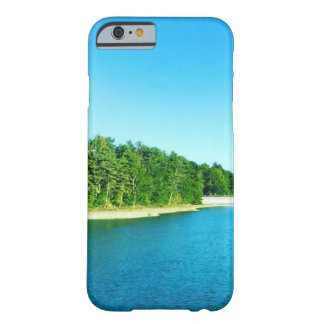 Coque iPhone 6 Barely There Cas de téléphone d'océan