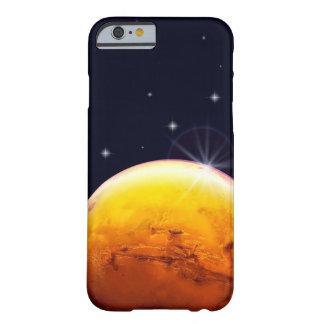 Coque iPhone 6 Barely There Cas de téléphone portable de Mars de planète