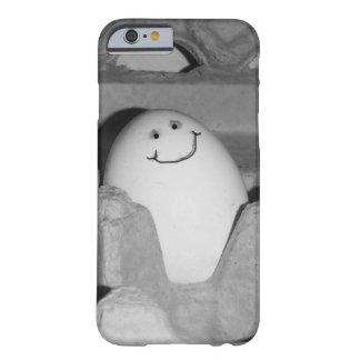 Coque iPhone 6 Barely There Cas heureux de téléphone portable d'oeufs !