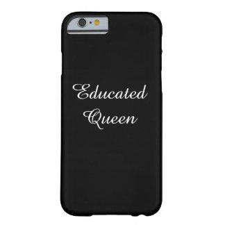 Coque iPhone 6 Barely There Cas instruit de téléphone de la Reine