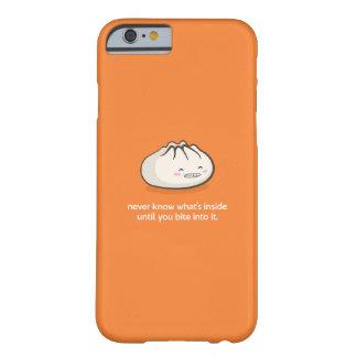 Coque iPhone 6 Barely There Cas mignon de l'iPhone 6/6s de caractère de Siopao