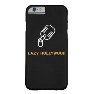 Coque iPhone 6 Barely There Cas paresseux de téléphone de logo de Hollywood