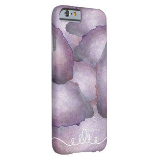 Coque iPhone 6 Barely There Cas pour aquarelle de l'iPhone 6/6s de fleur