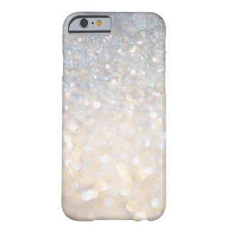Coque iPhone 6 Barely There Cas rose moderne Girly de l'iPhone 6 d'IMPRESSION