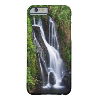 Coque iPhone 6 Barely There Cascade, côte de Hamakua, Hawaï