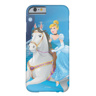 Coque iPhone 6 Barely There Cendrillon | ont le courage