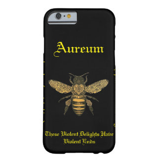 Coque iPhone 6 Barely There Chambre de cas de l'iPhone 6/6s d'Aureum