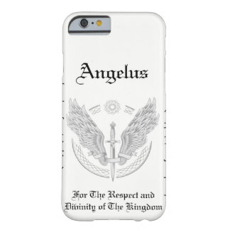 Coque iPhone 6 Barely There Chambre de l'iPhone 6/6s, cas d'Angelus