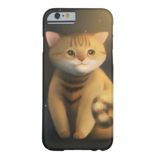 Coque iPhone 6 Barely There Chat frais