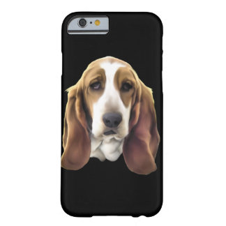 Coque iPhone 6 Barely There Chien de Basset Hound