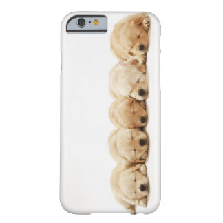 Coque iPhone 6 Barely There Chiots de golden retriever