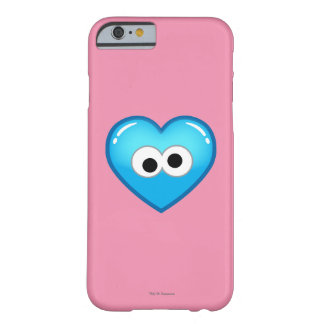 Coque iPhone 6 Barely There Coeur de biscuit