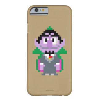 Coque iPhone 6 Barely There Compte von Pixel Art