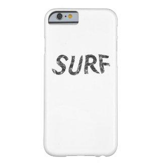 Coque iPhone 6 Barely There Conseil surfant de patineurs affectueux de surfers