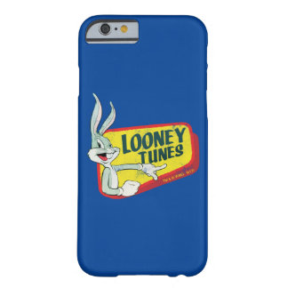 Coque iPhone 6 Barely There Correction LOONEY du ™ TUNES™ de BUGS BUNNY rétro