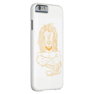Coque iPhone 6 Barely There Couche pour cellulaire