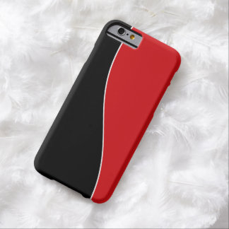 Coque iPhone 6 Barely There Courbes modernes professionnelles
