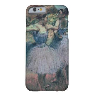 Coque iPhone 6 Barely There Danseurs d'Edgar Degas | dans la violette