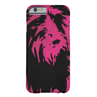 Coque iPhone 6 Barely There Deerhound Urban