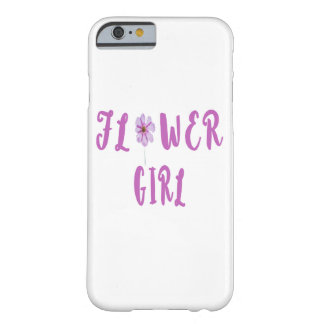 Coque iPhone 6 Barely There Demoiselle d'honneur