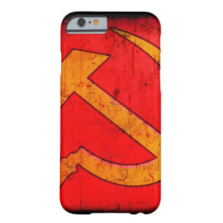 Coque iPhone 6 Barely There Détail de conception affligée de Hamme et de