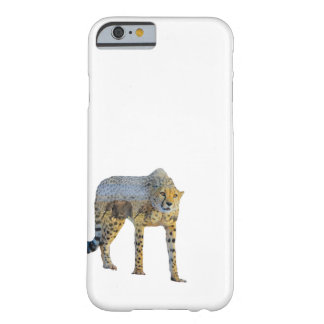 Coque iPhone 6 Barely There Double exposition de guépard